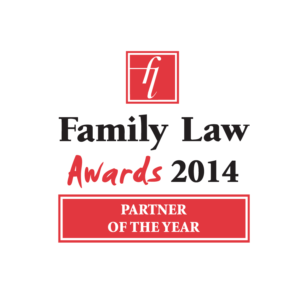 Family Law Awards 2014 - Family Law Partner of the Year Award Winner